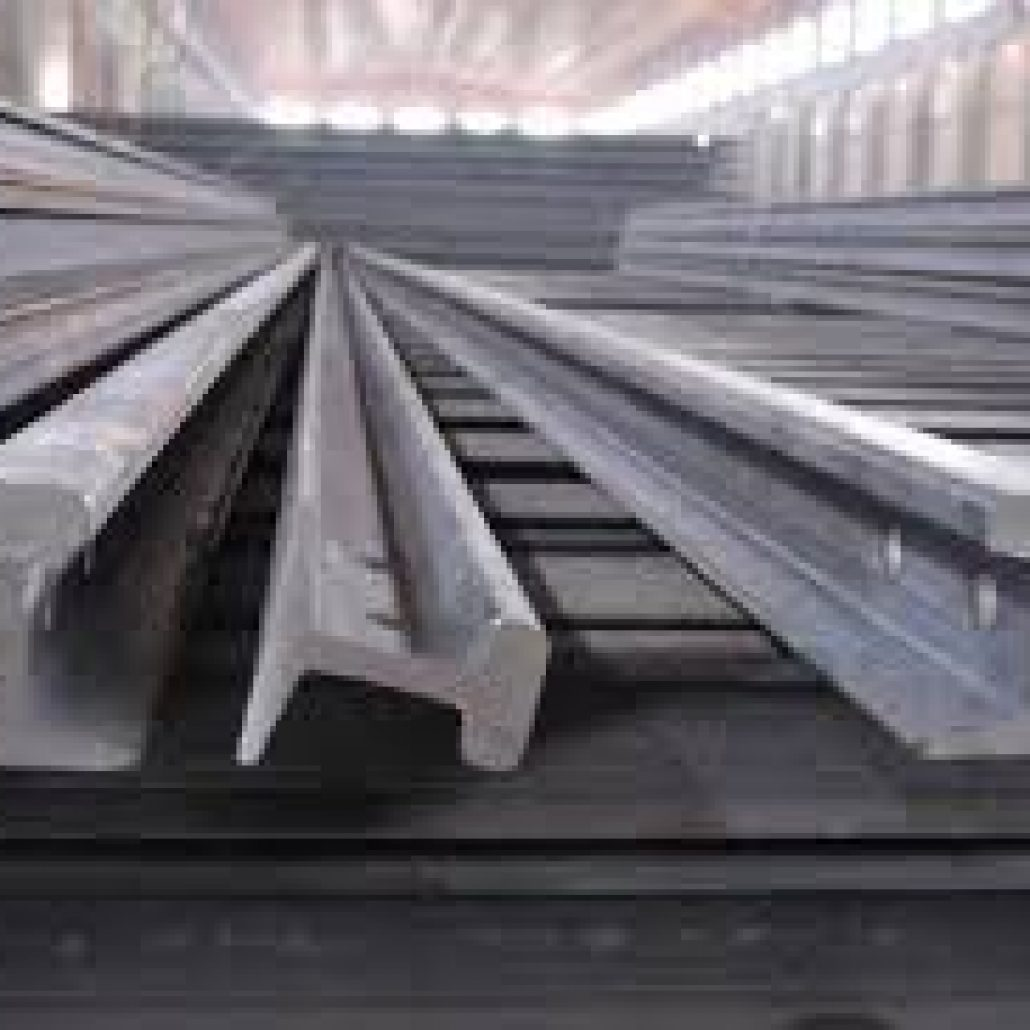 Railroad Rail and Track Material